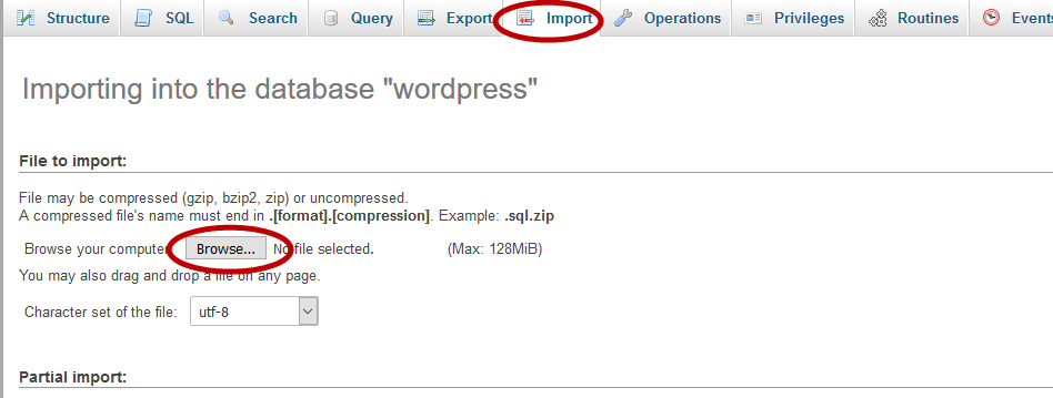 How To Create Database In Wordpress Localhost Wamp How to